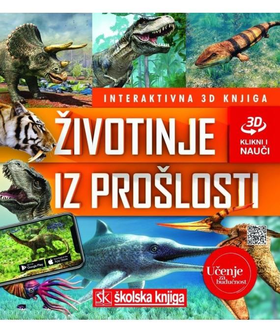 Životinje iz prošlosti – interaktivna 3D knjiga