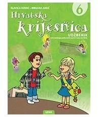 HRVATSKA KRIJESNICA 6 : udžbenik hrvatskog jezika za 6. razred osnovne škole
