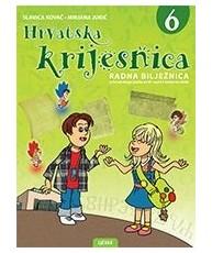 HRVATSKA KRIJESNICA 6 : radna bilježnica za 6. razred osnovne škole