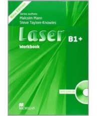 Laser B1  Workbook without Key and CD Pack Third Edition (Laser 3rd Edition B1)