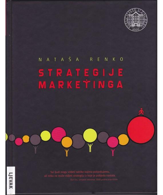 Strategije marketinga