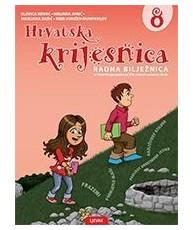 HRVATSKA KRIJESNICA 8 : radna bilježnica za 8. razred osnovne škole